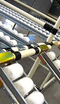Pipe Joint untuk keperluan warehouse di berbagai Industri